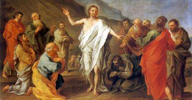 Zmartwychwstał Pan, Alleluja.